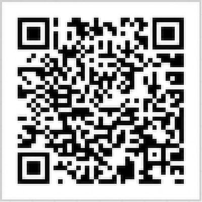 ドッグサロンオズの公式ラインアカウント友達登録用QRコード