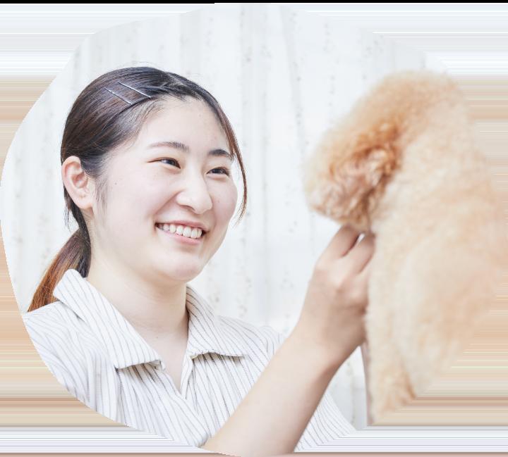 Dog salon OZ 草津栗東本店のスタッフ